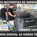 Imprenta digital en tenerife sur mayorista adeje impresiones